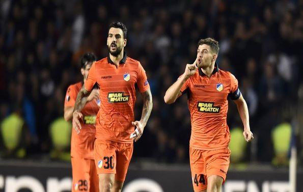 apoel europa league