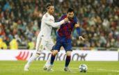 Sergio Ramos vs Leonel Messi