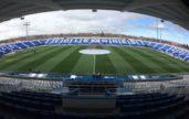 Estadio Butarque de Madrid