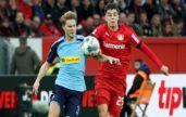 football leverkusen vs glandbach