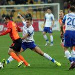 Ukrainian Premier League match