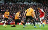 Arsenal vs Wolves Premier League