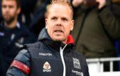 Kristiansund coach Michelsen